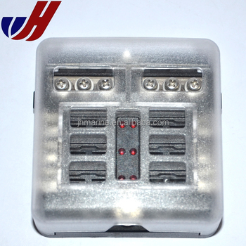 [DIAGRAM_4FR]  Marine Boat Battery 12 Volt 12v 6 Way New Fuse Block Box Holder - Buy Fuse  Block Box Holder,Fuse Block 6 Way,12 Volt Fuse Block Product on Alibaba.com | 12 Volt Fuse Box |  | Alibaba