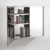 High quality polished bathroom steel cabinet Foshan factory YMT-B7007