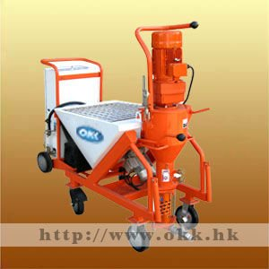 HT-EWJ-N5 Tile Adhesive spray machinery (85L/MIN)