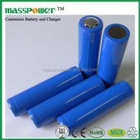 Green energy AA size 3.6v 800mah rechargeable battery