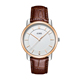 TENENG 2018 women quartz rose gold watches with cowhide leather band wholesale japan movement 3atm couple wrist watch