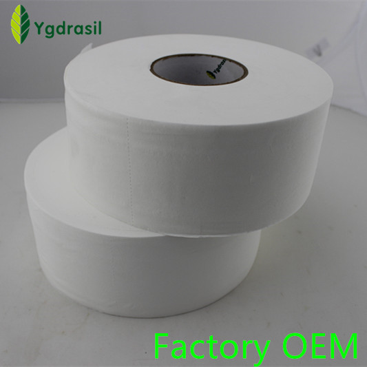 factory OEM cheap jumbo roll tissue paper