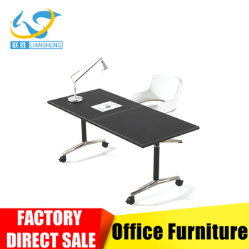 Factory Supply Height Adjustable Square Meeting Table Touch Screen - Height adjustable meeting table