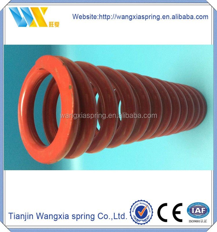 Manufactured in China eibach springs