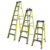 High Strength activity Roof ladder telescopic ladder aldi