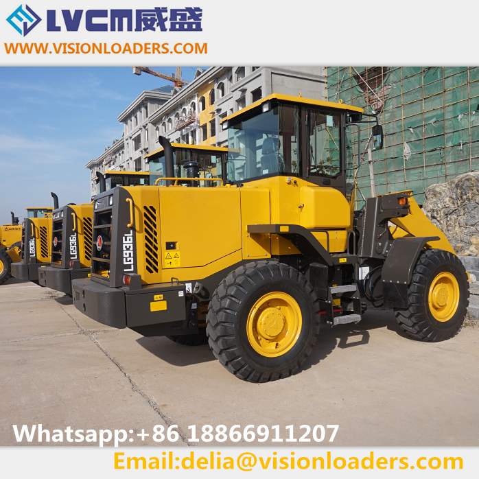 LG936L Wheel loader LG936L Shovel loader Price for sale