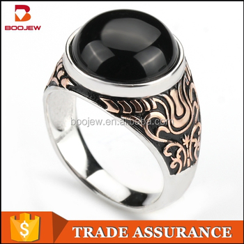 Situs Web Baru Model Cincin Berlapis Emas Perhiasan Cincin Perak 925 Untuk Pria Dengan Batu Hitam Buy Cincin Untuk Pria Dengan Batu Hitam Berlapis Emas Perhiasan Baru Model Ring Product On