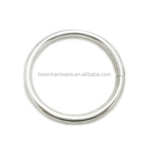 Fashion High Quality Metal 2 inch O Ring