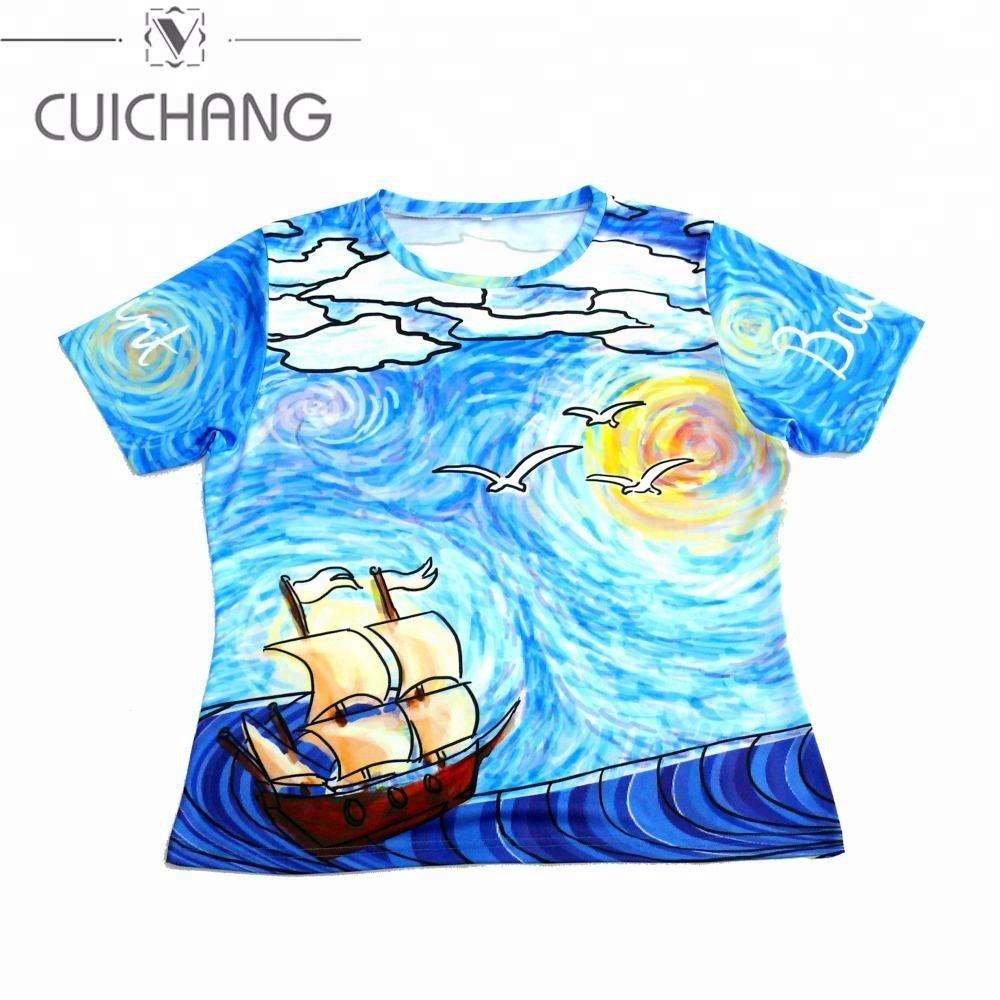 16711e5ed custom sublimation t shirt,sublimation t shirts blank,cheap custom printed  t shirts