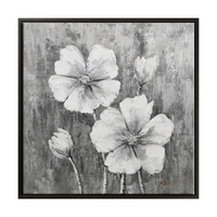 Wholesale Wall Art Home Decor Large Flower Painting