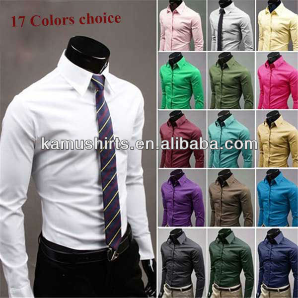 Wholesale Slim Fit Shirts For <strong>Men</strong> In Stock Shirts,Wholesale <strong>Man</strong> Dress Shirts