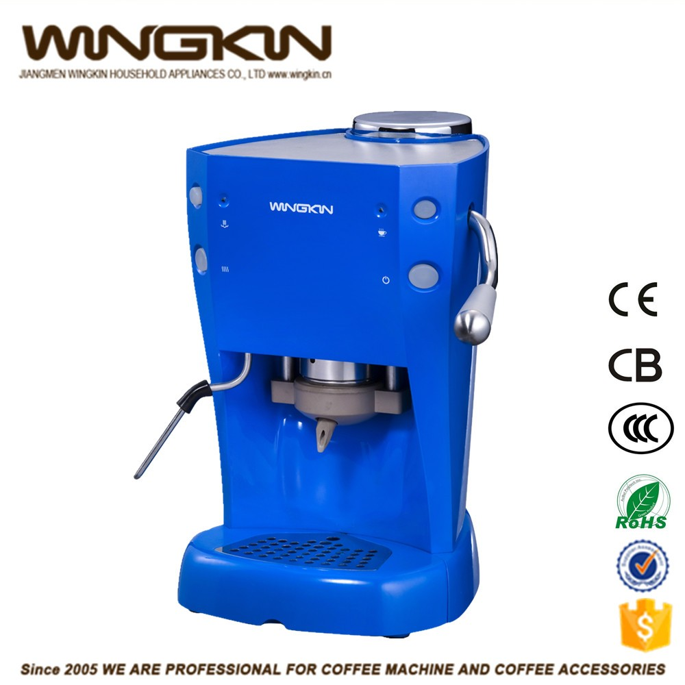 competitive for wholesales electric automatic 1L water tank coffee and tea pod espresso machine