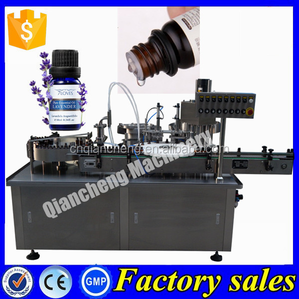 High accuracy perfume bottle filling machine,auto filling machine
