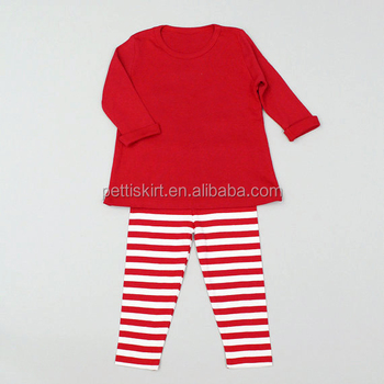 75cc5117b0b8 2018 Fall Outfits For Girls Christmas Outfits Dress Set Cotton ...