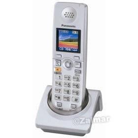 "Panasonic KX-TGA571S 5.8GHz FHSS GigaRange Expandable Digital Cordless Handset with 1.5"" Full-Color Backlit LCD for KX-TG5761, KX-TG5766, KX-TG5767, KX-TG5771, KX-TG5776, KX-TG5777 and KX-TG5779S"