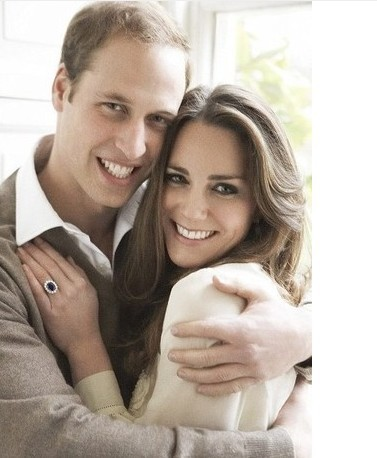 Aliexpress.com : Buy Prince William's Wedding Ring Natural ...
