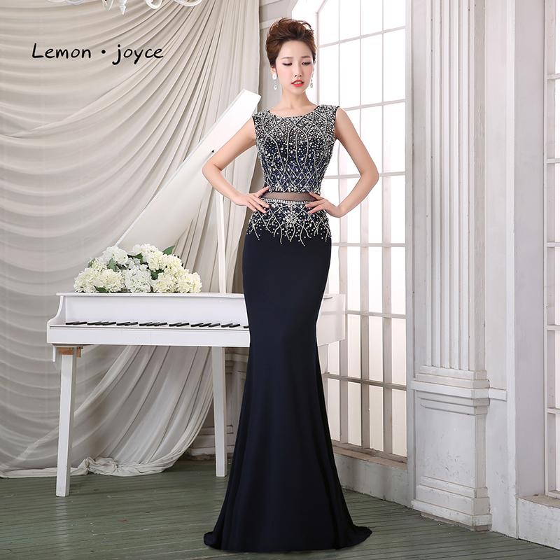 Detail Feedback Questions about Lemon joyce Evening Dresses Long ... 7ae4b0f204e1