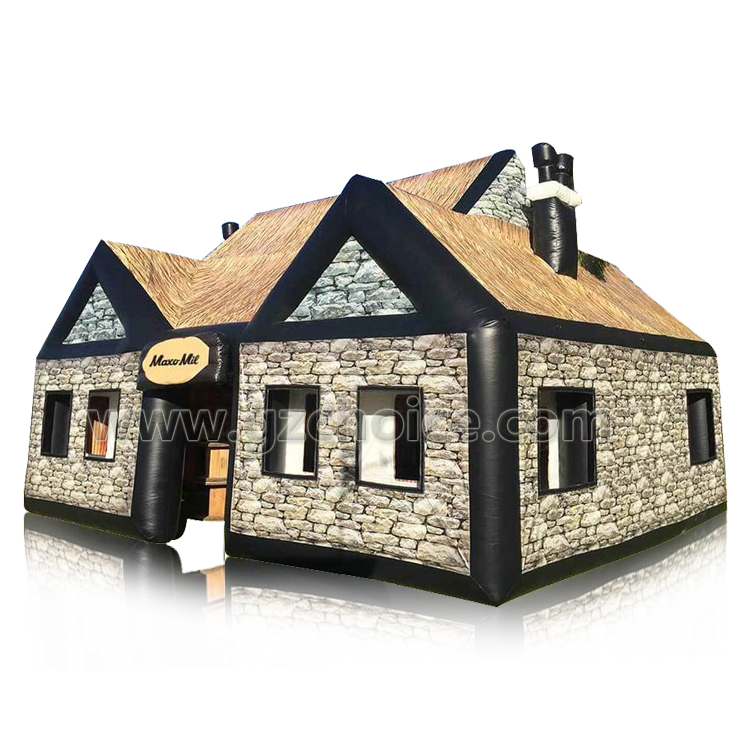 Hot sale inflatable pub tent house for party inflatable pub