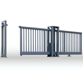 Home Automatic Gate Remote Design Entrance Grill Motorized