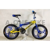 China factory aluminum freestyle bicycle bmx bike
