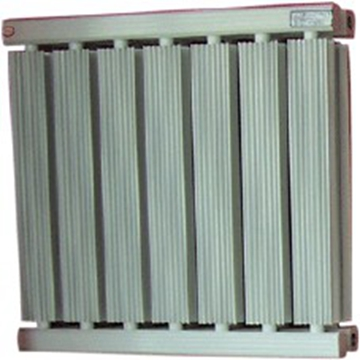 Family Heating Aluminium Alloy Radiator Central Distance 500mm width 80mm
