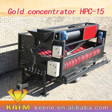 Heavy Particle Concentration Gold Seperating Machine