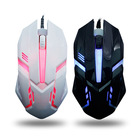 2019 Shenzhen Factory Cheap Wired Computer Mouse For Gaming and Light up