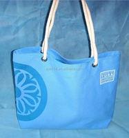 big cotton canvas shoulder bags/ cloth tote bag/ fashion canvas tote bags