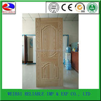 Newest Fast Delivery veneered faced hdf door skin