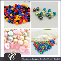 Beads For Jewellery Making High Quality Plastic Jewelry Bead Wholesale