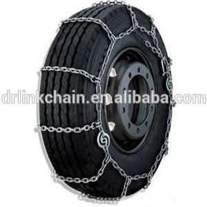 China factory supply Linyi high quality welded anti-skid tire chains in the  snow