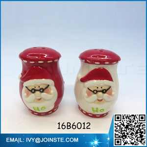 100ml spice jar ceramic Christmas decorative pepper cellar