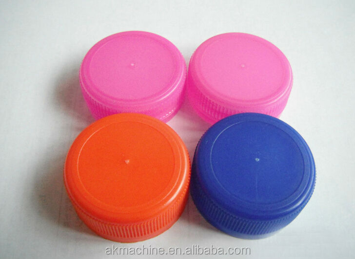 Drop Plastic Cover With Bottle Cap Using For Beverage Drinks