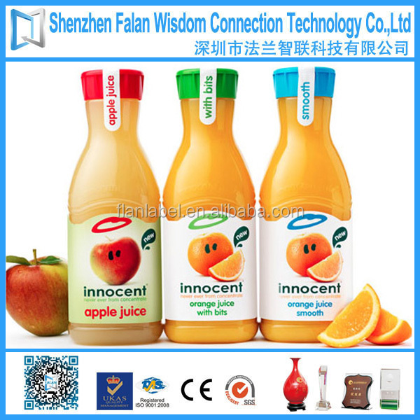 High Quality Juice Bottle Label - Buy Bottle Label,Juice Bottle ...