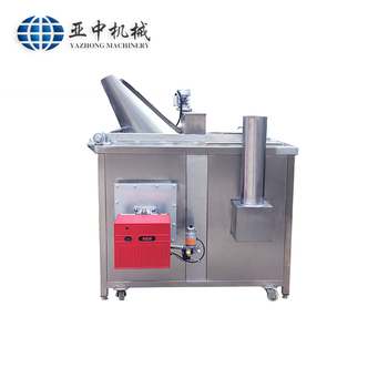 Deep Frying for Fried Food and Nuts/Banana Chips Fryer Machine