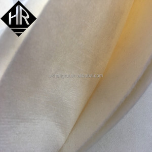 light weight aramid felt for bunker gear