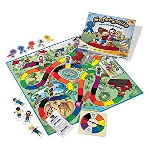 Safetyville Child Safety Game by Kidzidz