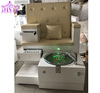 ready to ship LED Pipeless yellow pedicure foot Spa chairs / stations with vibration massage