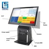 Fanless Design Android Pos Terminal Built In Thermal Printer