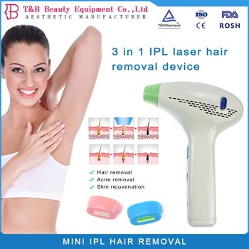 hair removal machine for