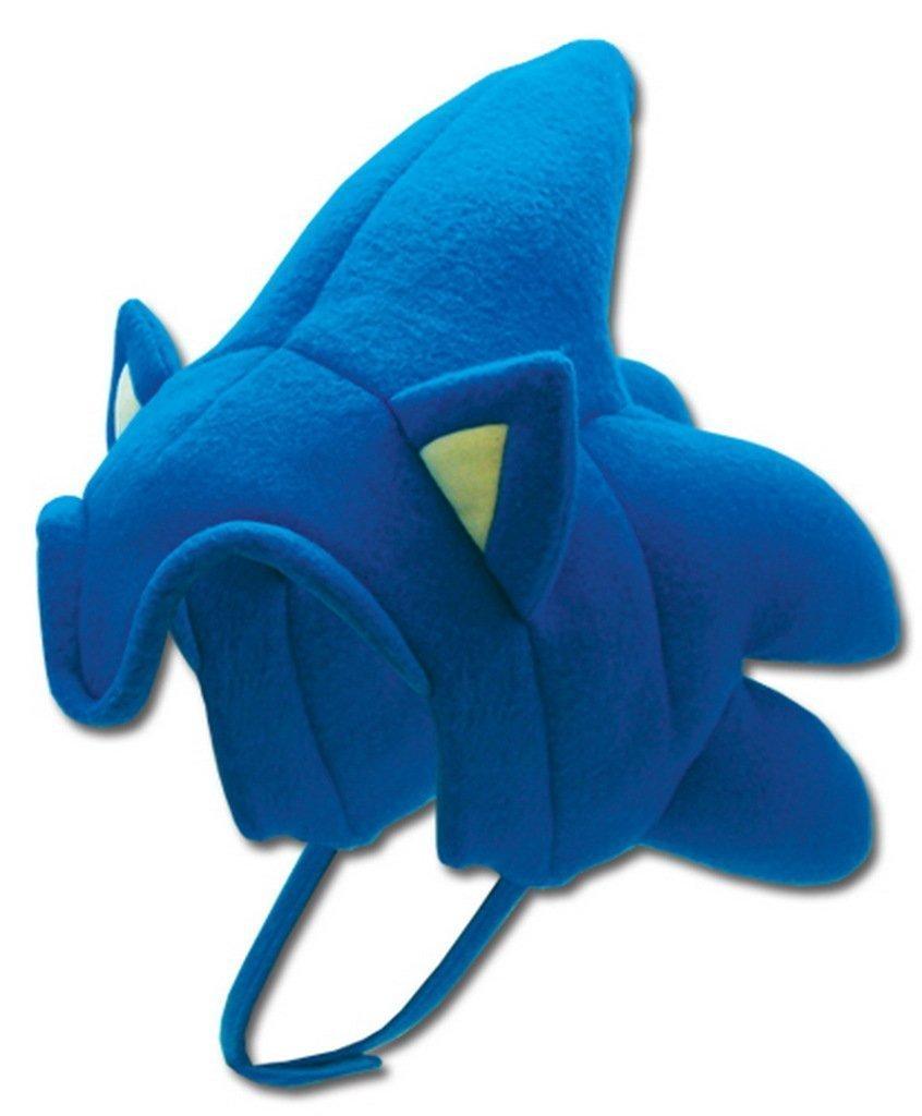 Buy Sonic The Hedgehog Fleece Hat Ge 2380 In Cheap Price On Alibaba Com