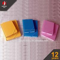 fabric cover notebook tickler notebook