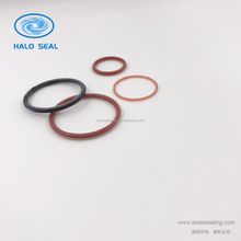 E.OR008 RED SILICONE RUBBER FEP COATED O RINGS
