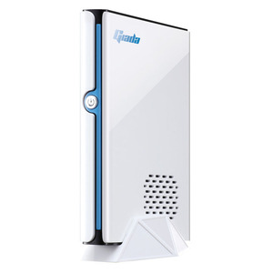 Giada Slim fanless Mini PC I33 Extremely Small and Stylish Office Solution Silent Operation