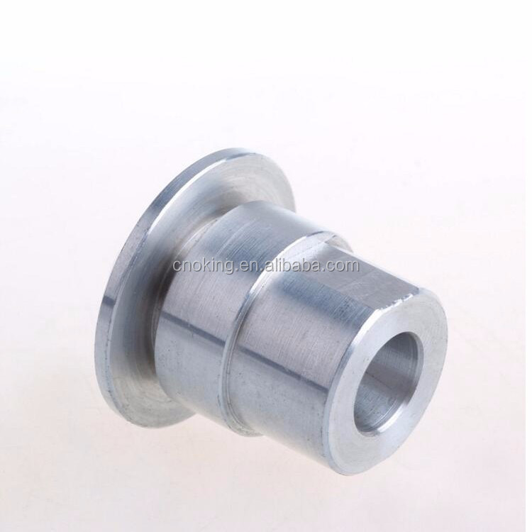 CNC Precision machining mechanical steel parts/knurled rollers