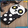 Hot selling lovely cartoon panda case silicone phone case for iphone 6s