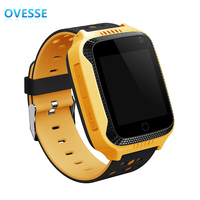 2018 New arrival hot selling Q50/Q60/Q900/Q100 Kids Smart Watch GPS Tracking Device Children Watch