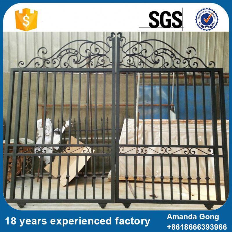 Stabiele kwaliteit patio smeedijzeren gate toppers hekwerk trellis en poorten product id - Leuningen smeedijzeren patio ...
