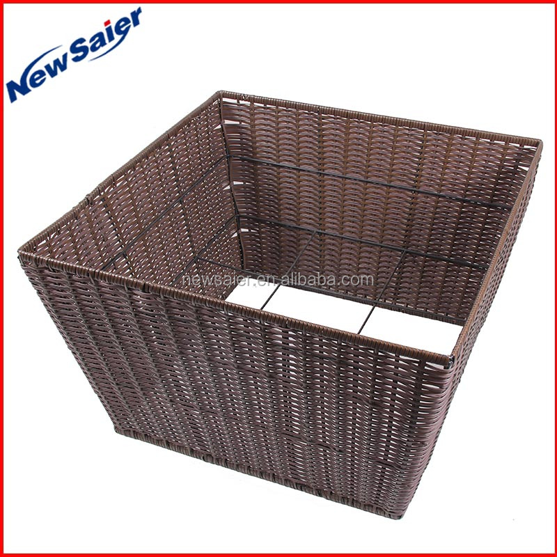 Alibaba China high quality wonderful factory price supplier hot sale storage willow/wicker/rattan basket/baskets