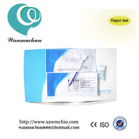 Private label OEM brand ovulation pregnancy lh tests kit